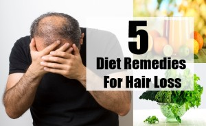 Diet Remedies For Hair Loss