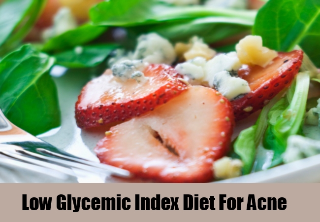 Low glycemic load diet may help fight acne