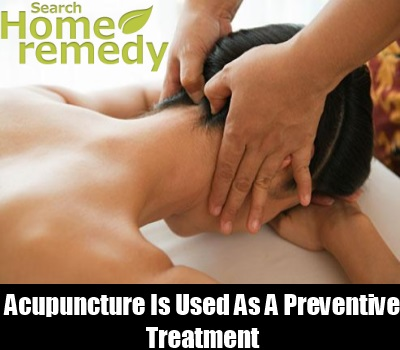 Try Acupressure