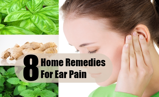 Home Remedies For Ear Pain
