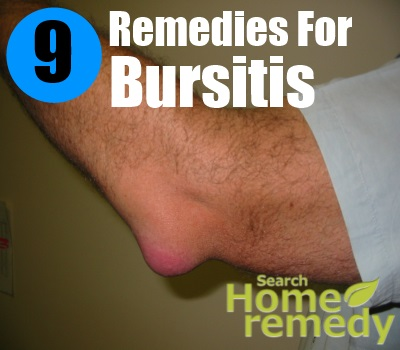Natural Remedy For Bursitis In Elbow