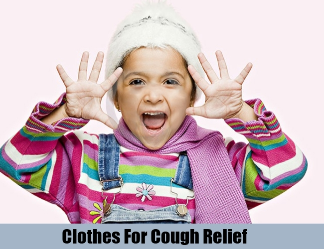 Clothes For Cough Relief