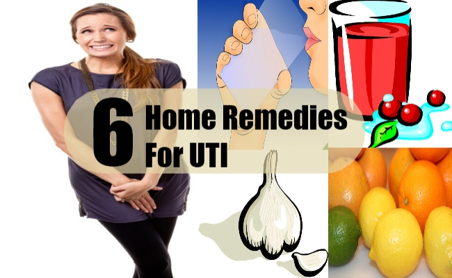 Home Remedies For UTI