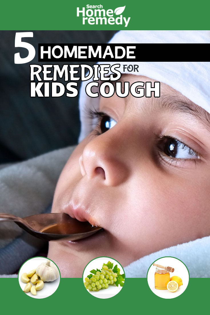 Homemade Remedies For Kids Cough