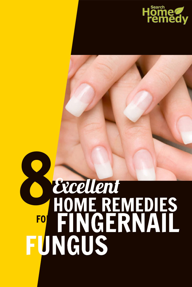 8 Excellent Home Remedies For Fingernail Fungus