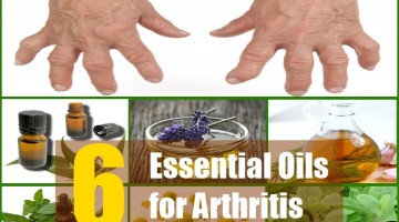 Oils for Arthritis