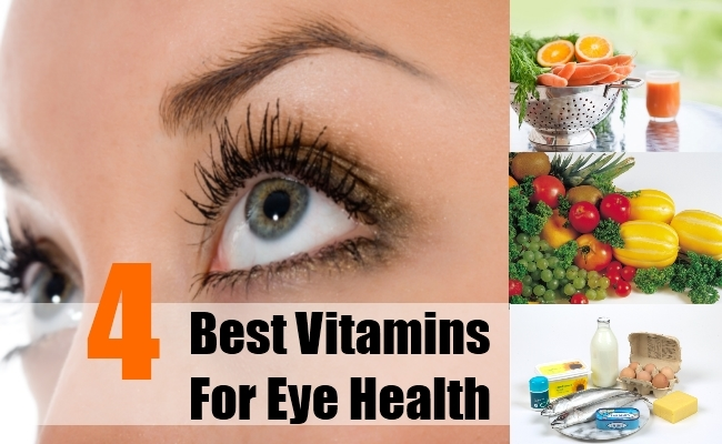 Best vitamin for eye health