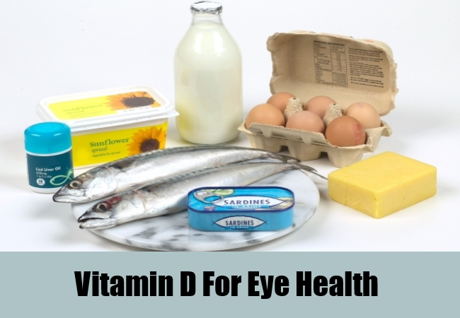 Vitamin D For Eye Health