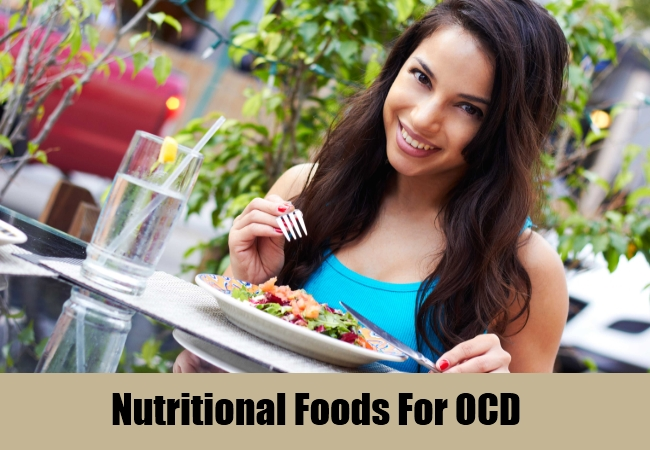 Nutritional Foods For OCD