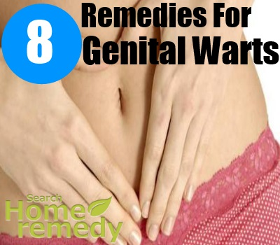 8 Home Remedies For Genital Warts