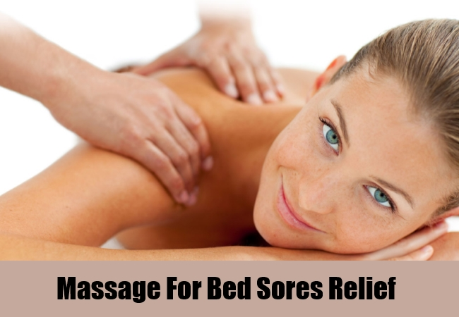 Massage For Bed Sores Relief