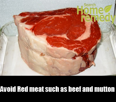 Red meat