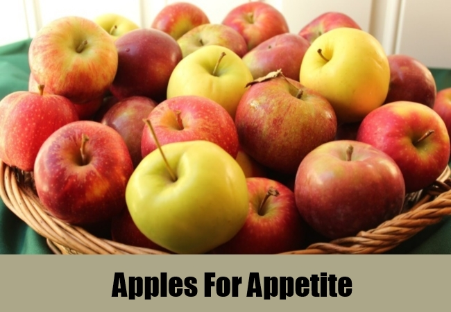 Apples For Appetite