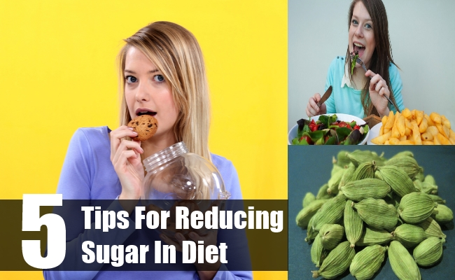 Tips For Reducing Sugar In Diet