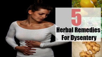 Herbal Remedies For Dysentery