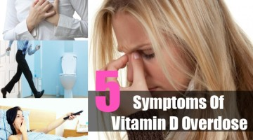 Symptoms Of Vitamin D Overdose