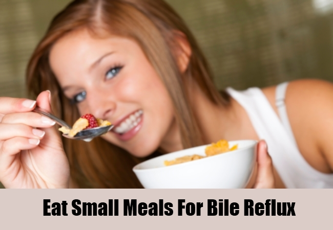 Bile Reflux Foods To Eat