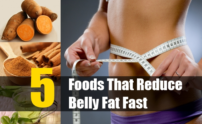 Reduce tummy fat at home