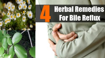 Herbal Remedies For Bile Reflux