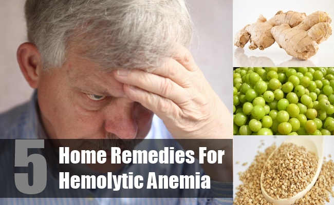 Natural Cure For Hemolytic Anemia