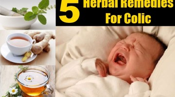 Remedies For Colic
