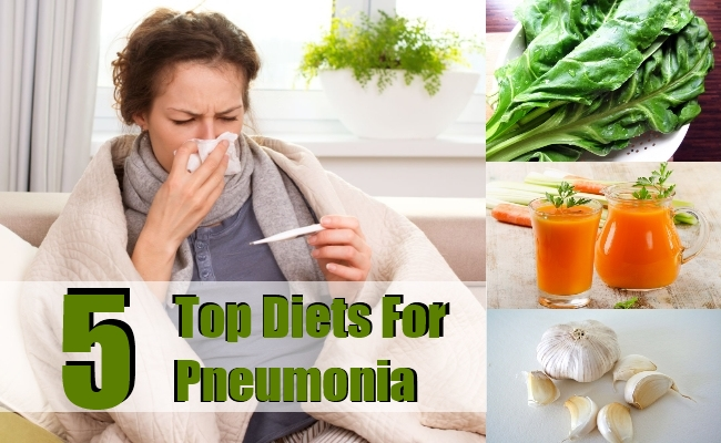 Top Diets For Pneumonia