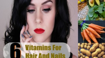 Vitamins For Hair And Nails