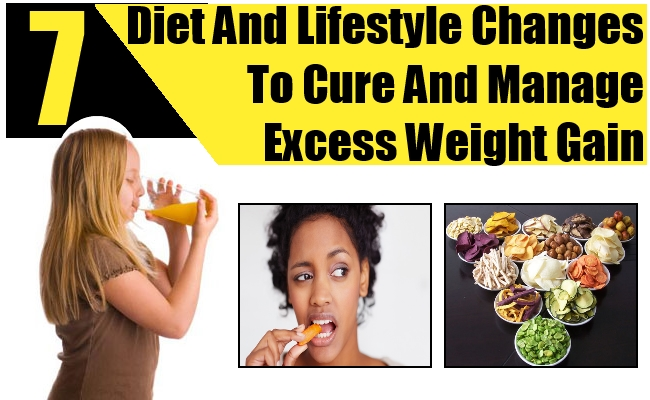 Manage Excess Weight Gain