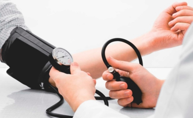 Lowering The High Blood Pressure