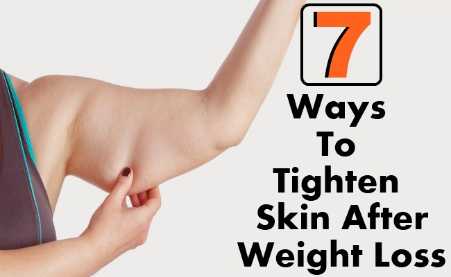 7 Miraculous Ways To Tighten Skin After Weight Loss ...