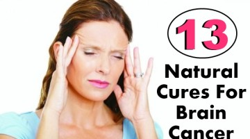 13 Natural Cures For Brain Cancer